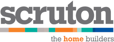 Scruton The Home Builders Logo